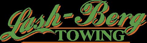 Lash-Berg Towing Logo