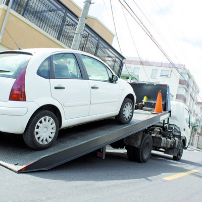 Small Vehicle Towing